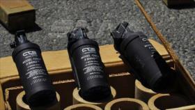 Fotos: Siria confisca gran cantidad de armas de EEUU e Israel