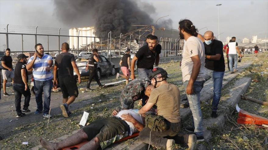Cuerpo de Guardianes de Irán moviliza sus capacidades para ayudar a Líbano
