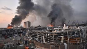 Conozca la verdad oculta detrás de las explosiones en Beirut