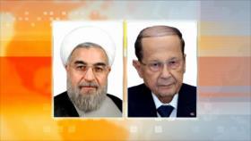 Irán se solidariza con El Líbano. China vs EEUU. Mapuches - Boletín: 12:30 - 06/08/2020