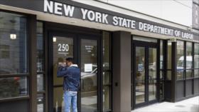 Despidos en EEUU crecen 54% en julio en plena crisis por COVID-19