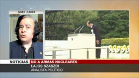 Szaszdi: EEUU e Israel pueden llevar al mundo a una guerra nuclear