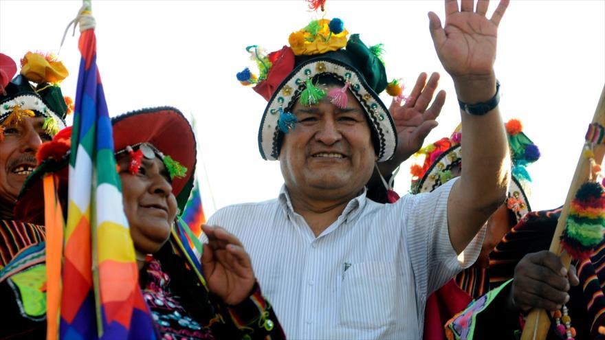 Morales: Bolivia vive una calamidad política, sanitaria y económica | HISPANTV