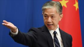 China rechaza plan de EEUU para extender embargo de armas a Irán