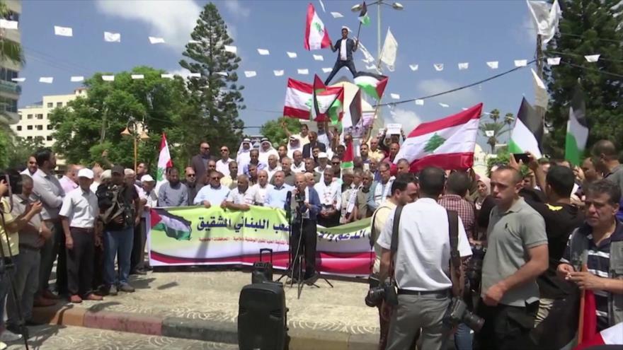 Lazos Teherán-Beirut. Apoyo a El Líbano. Arsenal nuclear de EEUU - Noticias Exprés: 19:30 - 06/08/2020
