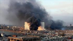 Detienen a 16 personas en El Líbano por las explosiones en Beirut