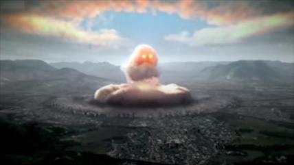 El mundo pide el fin de almacenamiento y uso de las armas atómicas