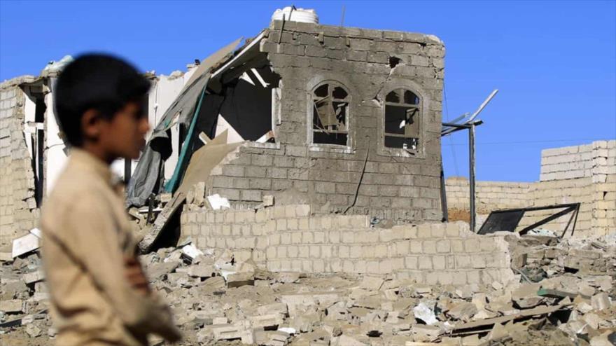 Nuevo ataque aéreo saudí deja al menos 20 civiles muertos en Yemen | HISPANTV