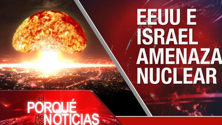 El Porqué de las Noticias: Tragedia en Beirut. Ataque nuclear a Hiroshima. Huída de Juan Carlos I