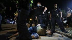 EEUU expande despliegue de federales contra protestas antirracismo