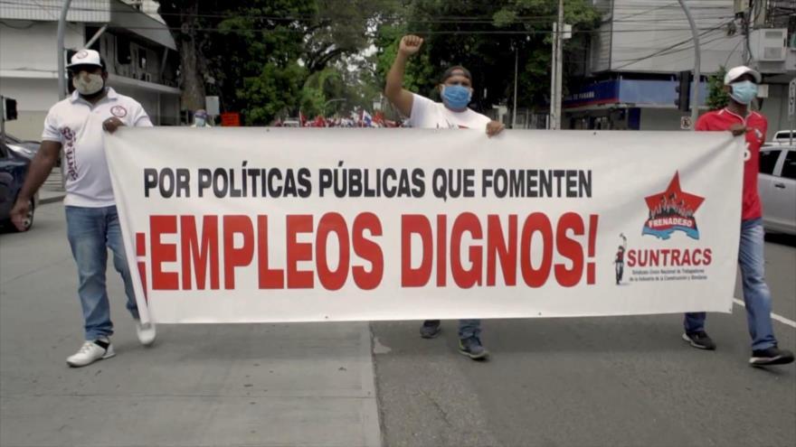 Denuncian abuso de fuerza durante la pandemia en Panamá