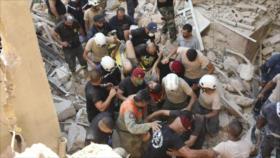 Explosión de Beirut en plena sanciones agrava COVID-19 en El Libano