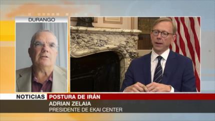 Zelaia: Políticas contra Irán no han funcionado como desea EEUU