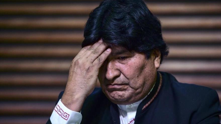 Morales advierte de posible masacre en Bolivia por decreto de Áñez