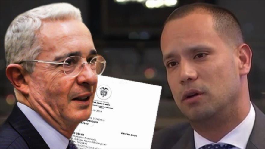 Dictan medida de aseguramiento contra abogado de Álvaro Uribe | HISPANTV