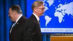 Irán: Presiones de EEUU fracasarán con o sin Brian Hook