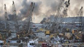 Revelan campaña saudí contra Hezbolá tras explosión en Beirut