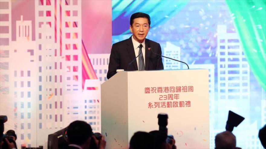 Se agrava la tensión entre EEUU y China por el tema de Hong Kong | HISPANTV