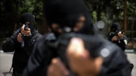Inteligencia iraní detiene a grupo terrorista en sureste del país