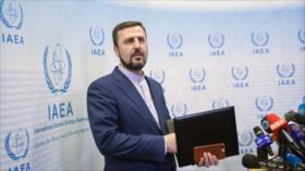 Irán exige a AIEA transparentar programa secreto nuclear de Riad