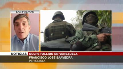 José Saavedra: EEUU seguirá fallidos planes golpistas en Venezuela