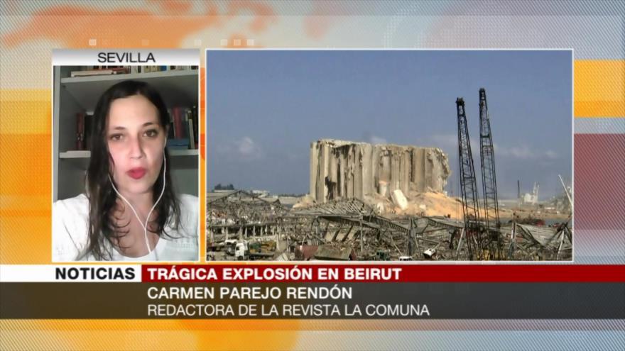 Parejo: El Líbano necesita unidad nacional para superar la crisis   HISPANTV