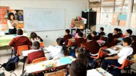 Educación pública mexicana se impartirá por televisión