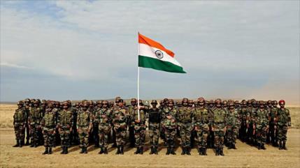 Jefe militar indio pide preparación para todo incidente con China