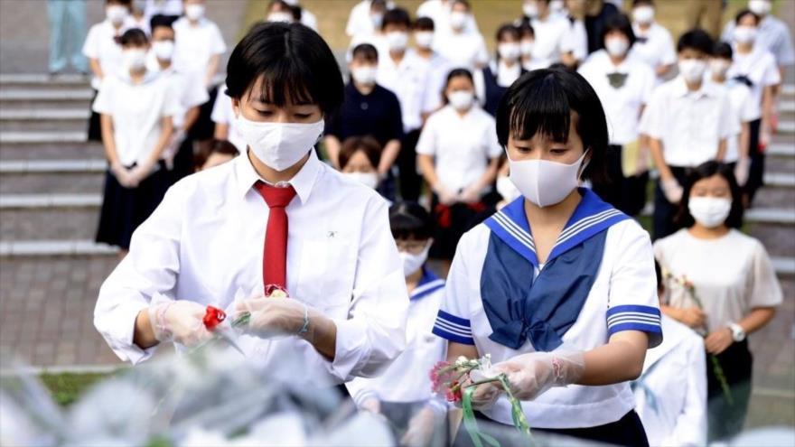 Nagasaki pide vetar armas nucleares 75 años tras ataque de EEUU | HISPANTV