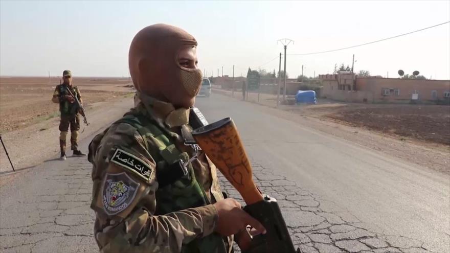 Aumenta resistencia popular contra milicias kurdas y EEUU en Siria | HISPANTV