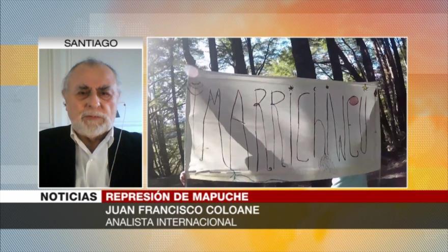 """""""Gobierno de Chile está en un callejón sin salida con mapuche"""""""