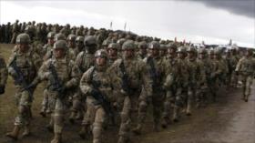 Pentágono: Más tropas en Europa del Este son para disuadir a Rusia
