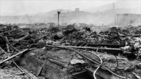 """""""EEUU reclama oponerse a armas de destrucción masiva"""""""