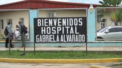 Colapso en hospitales regionales de Honduras