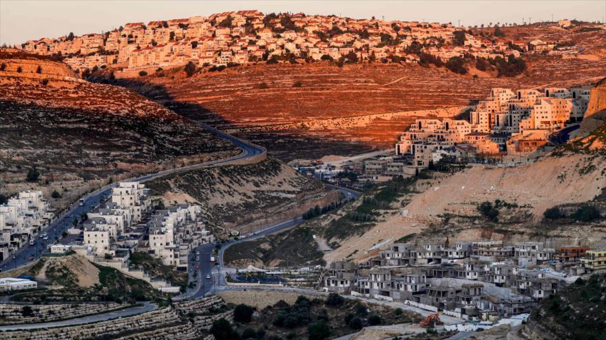 Israel planea construir más de 1000 casas ilegales en Cisjordania