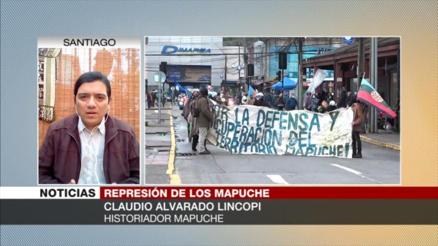 Historiador mapuche: La desigualdad en Chile está racializada