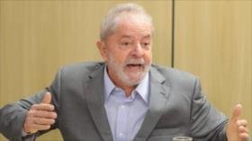 Lula: Ignorancia de Bolsonaro mató más que la bomba de Hiroshima