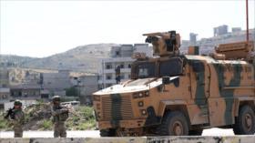 Fuerzas turcas atacan posiciones del Ejército sirio en Idlib