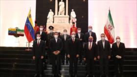 Venezuela celebra 70 años de relaciones diplomáticas con Irán