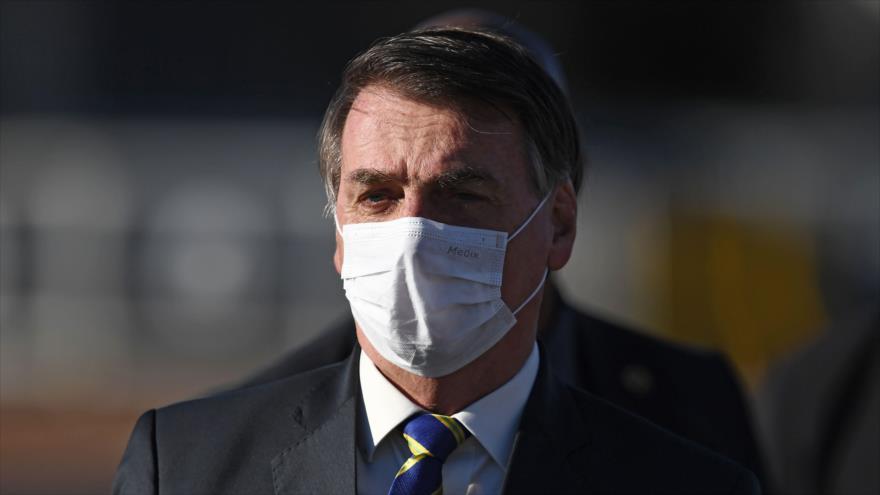 Bolsonaro culpa a cuarentena del aumento de muertos en Brasil | HISPANTV