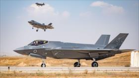 Israel y EEUU realizan simulacro aéreo conjunto con aviones F-35