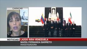 Barreto: Unión Irán-Venezuela se fortalece por su antimperialismo