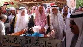 Tribus sirias defienden lucha contra ocupación de milicias pro-EEUU