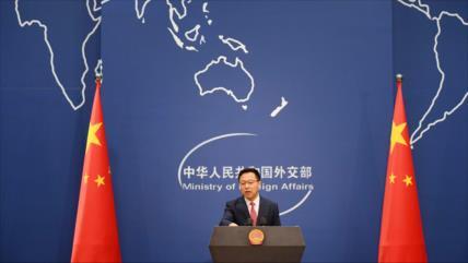 China sanciona a políticos de EEUU por embargos a Hong Kong