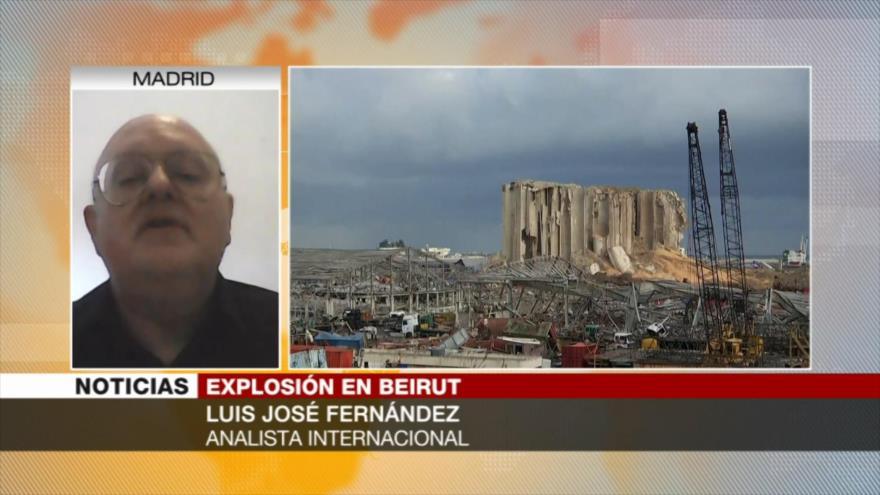 Fernández: protestas en El Líbano impulsan agenda contra Hezbolá