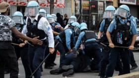 Más de 100 detenidos en Chicago en medio de protestas antiracismo