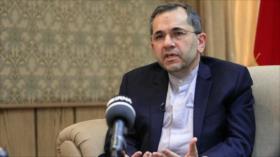 Irán llama al Consejo de Seguridad a rechazar intimidación de EEUU