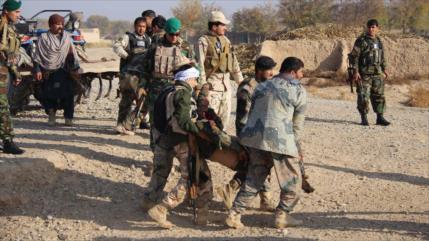 Explosiones consecutivas dejan 17 muertos y 3 heridos en Afganistán