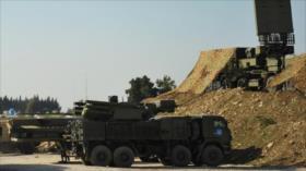 Rusia intercepta drones enemigos cerca de su base en Siria
