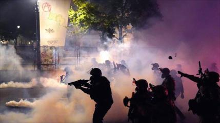 Trump dice que fuerzas federales actuarán de inmediato en Portland